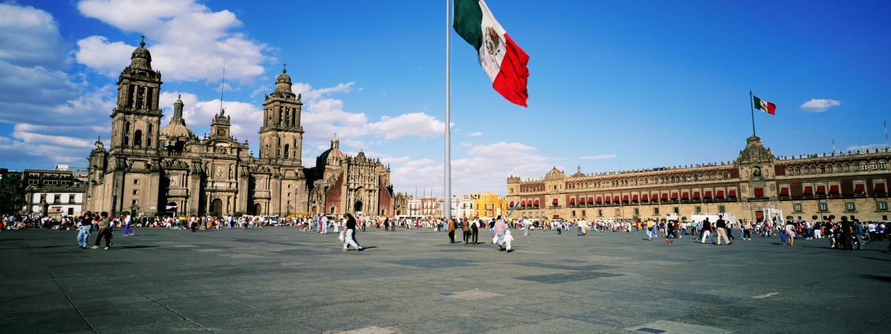 vacanta in mexico city