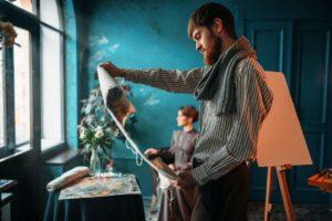 tablouri canvas ale artistilor