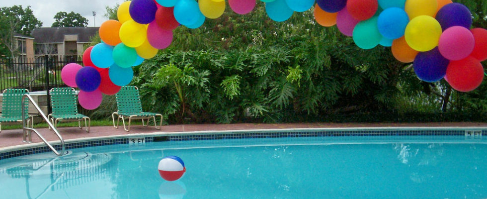 baloane de petrecere