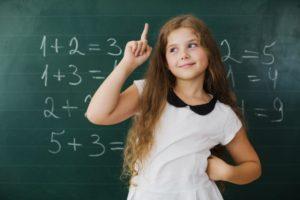 matematica in dezvoltarea copilului