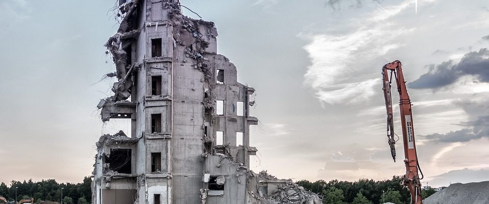Procese de demolare in constructii