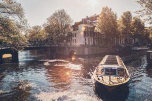 croaziera in vacanta in amsterdam